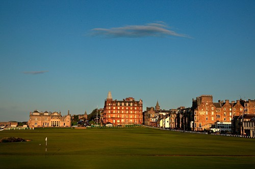 St. Andrews's old course