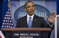 Obama addresses Zimmerman verdict and nation's troubled racial history