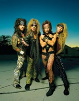 Steel Panther - NEIL ZLOWZOWER
