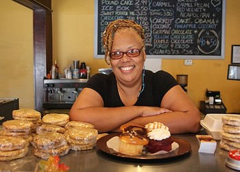 South-side baker Stephanie Hart is a new Food Network star