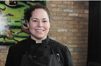 "Stephanie Izard on ""Goat Boob"" and More"