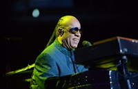 Stevie Wonder is a straight-up national treasure