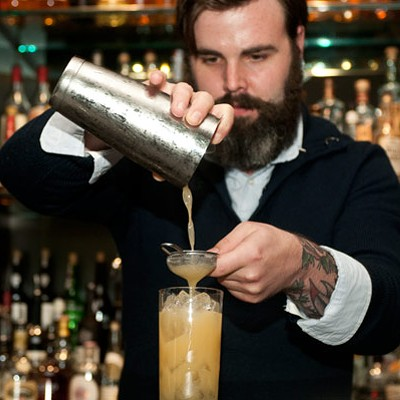 Cocktail Challenge: Sterling Field of Sable Kitchen & Bar takes on nutritional yeast