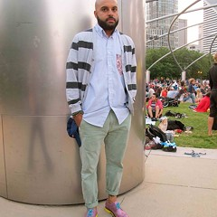 Street View 112: Streetwear with a flair at Grant Park Music Festival