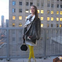 Street View 123: Conscious style at Expo Chicago