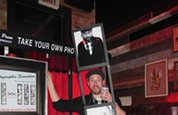 Street View 136: Picture-perfect picture guy at Scofflaw's Halloween