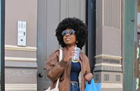 Street View 209: 'Fro sho