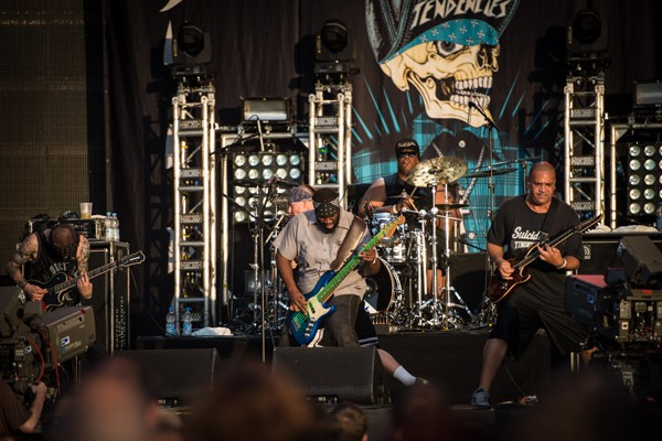 Suicidal Tendencies Riot Fest
