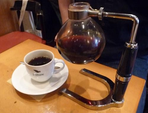 Syphon Coffee pot