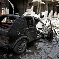 The parochial coverage of Syria by cable news—and that means you, Al Jazeera America