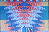 Tame Impala on a drug rug on the gig poster of the week