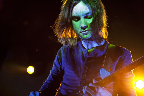 Tame Impala. The Metro, November. By Ellie Pritts - ELLIE PRITTS