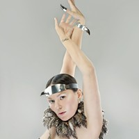 Listen to the ear-clearing work of Inuit singer Tanya Tagaq