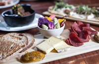 Mystery game meat, Quartino's octino, and more
