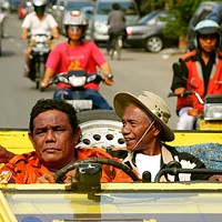 <i>The Act of Killing</i>'s theater of war