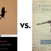 <i>The Adventures of Augie March</i> vs. <i>I Sailed with Magellan</i>: Greatest Chicago Book Tournament, round one
