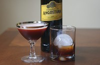 Bitters on top of bitters makes for an outstanding Angostura cocktail