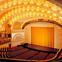 The Auditorium Theatre: From wonder of the world to bowling alley and back