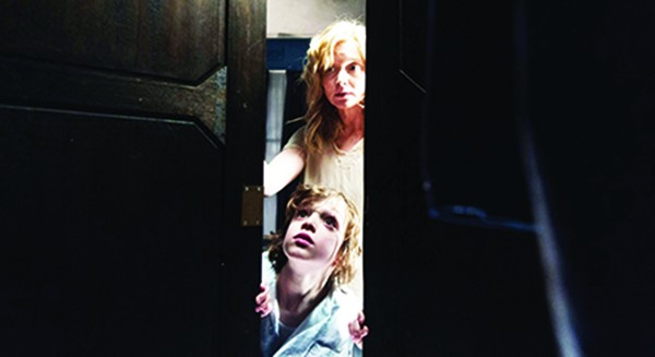 The Babadook screens Fri 10/10, 11 PM, and Tue 10/21, 8:30 PM.