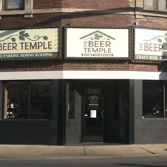 The Beer Temple's grand opening offers the rarest of rare beers