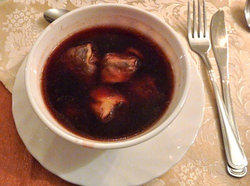 The best borscht Ive ever had