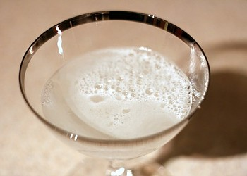 The whey of the cocktail: Experimenting with booze and a by-product