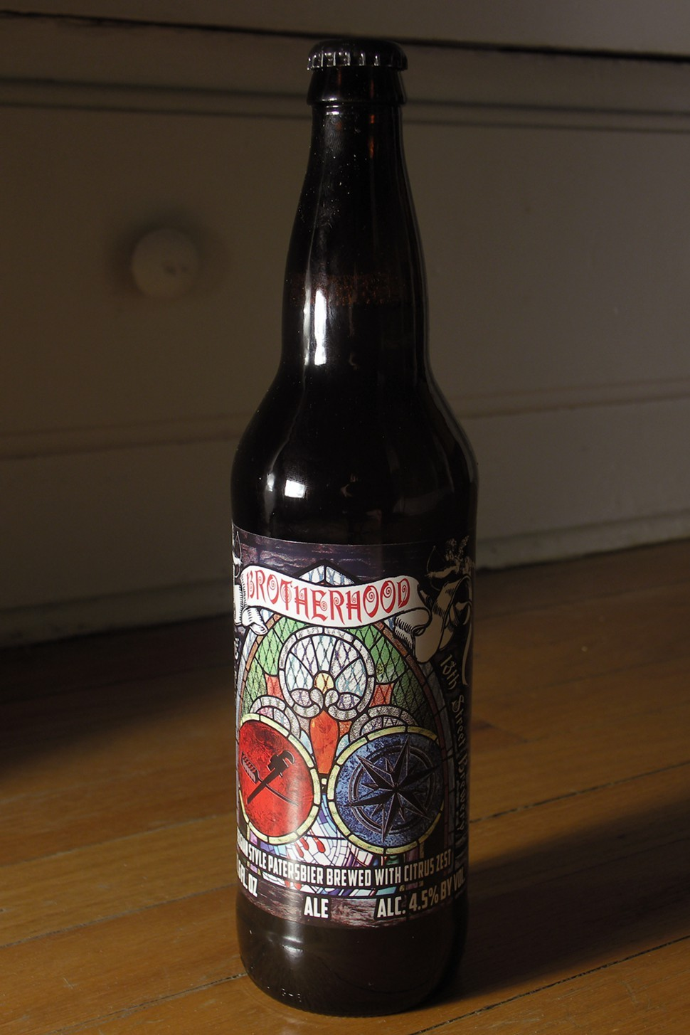 The Brotherhood by 18th Street Brewery and Pipeworks