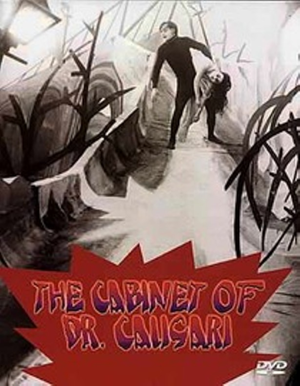 The cabinet of dr caligari chicago reader - The cabinet of dr caligari ...