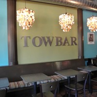 """Baubles and """"bits and bobs"""" at Rogers Park's Towbar"""