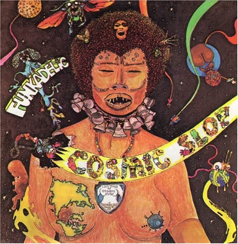 The cover of Cosmic Slop
