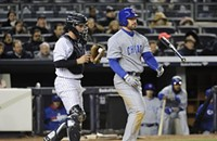 Cubs zero in on last; White Sox walk their way out of first