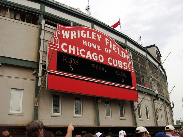 The Cubs paying for a Wrigley Field fix-up is as unlikely as this scenario.
