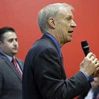 Governor Rauner's Democratic allies roll a Trojan Horse into town