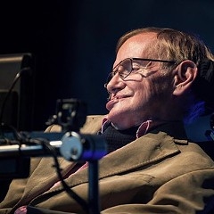"""The development of full artificial intelligence could spell the end of the human race,"" says Stephen Hawking."