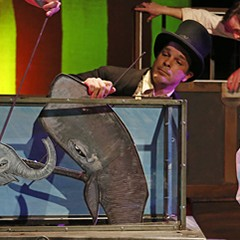The Elephant and the Whale plot an escape from the circus