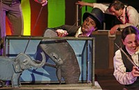 <i>The Elephant and the Whale</i> plot an escape from the circus