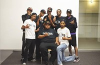 Dance crew the Era will give you footwork lessons