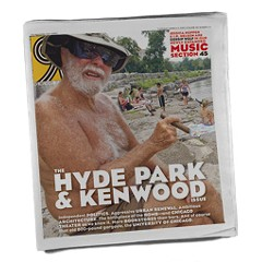 The Face of Hyde Park