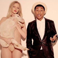 The face of pop in 2013