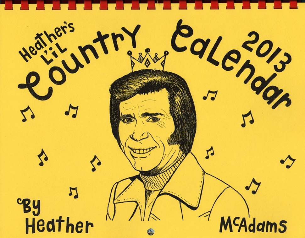 The final Country Calendar