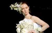 A Flower Fashion Show, French Designers Return to Robin Richman, and More