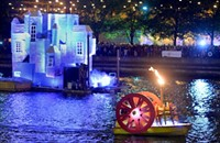 The Great Chicago Fire Festival sets into motion the Great Chicago Spin Machine