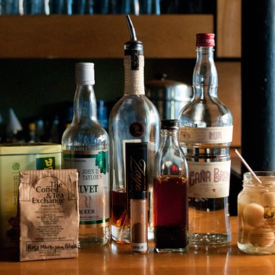 Step-by-step instructions for making Rodan co-owner Eric Chaleff's flu-fighting toddy