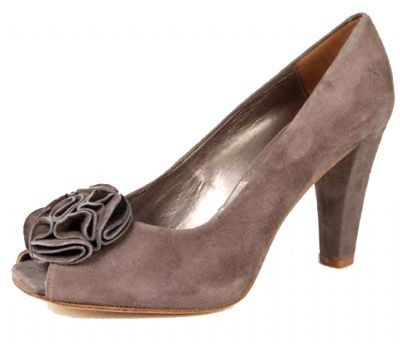 The Janette pump from Kathryn Kerrigan, who opens her new Bucktown location this week