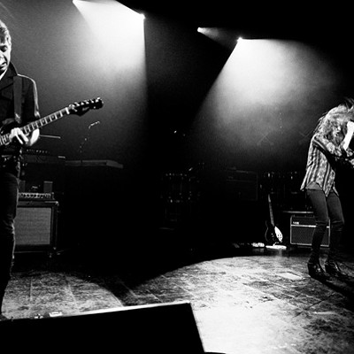 The Kills play the Riv