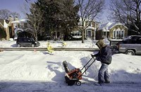 The Shovelers of North Mozart