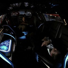 The limousine as petri dish, in Cronenberg's Cosmopolis