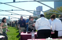 Chicago Gourmet: a look back