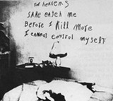 The Lipstick Killer's message