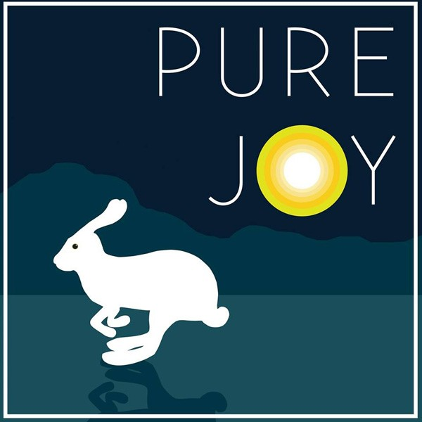 The logo for Chicago nonprofit arts collective Pure Joy